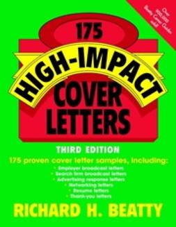 Beatty, Richard H. - 175 High-Impact Cover Letters, ebook