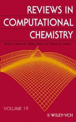Boyd, Donald B. - Reviews in Computational Chemistry, e-kirja
