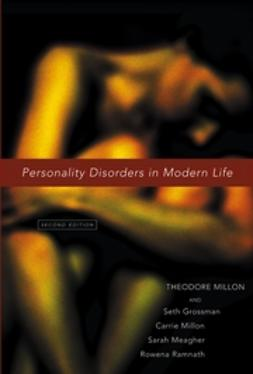 Grossman, Seth - Personality Disorders in Modern Life, ebook