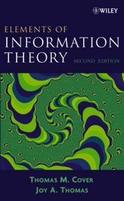 Cover, Thomas M. - Elements of Information Theory, e-kirja