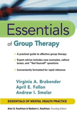 Brabender, Virginia - Essentials of Group Therapy, ebook