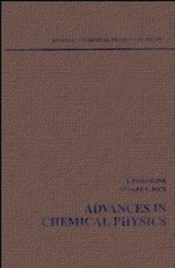 Prigogine, I. - Advances in Chemical Physics, e-bok