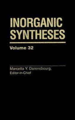 Darensbourg, Marcetta York - Inorganic Syntheses, ebook
