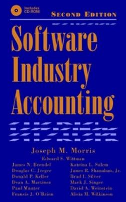 Morris, Joseph - Software Industry Accounting, e-kirja