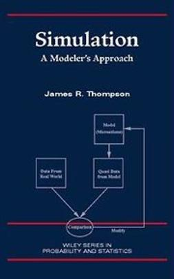 Thompson, James R. - Simulation: A Modeler's Approach, ebook