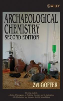 Goffer, Zvi - Archaeological Chemistry, ebook