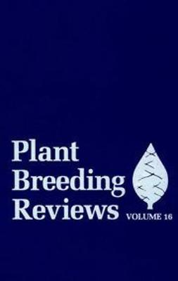 Janick, Jules - Plant Breeding Reviews, e-kirja