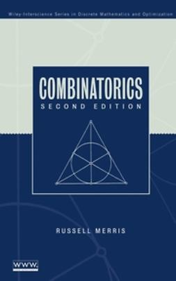 Merris, Russell - Combinatorics, ebook