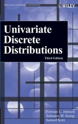 Johnson, Norman L. - Univariate Discrete Distributions, ebook