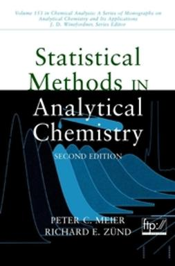 Meier, Peter C. - Statistical Methods in Analytical Chemistry, e-bok