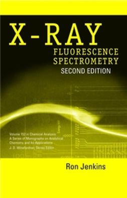 Jenkins, Ron - X-Ray Fluorescence Spectrometry, ebook