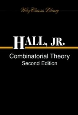 Hall, Marshall - Combinatorial Theory, ebook