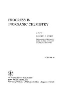 Karlin, Kenneth D. - Progress in Inorganic Chemistry, e-kirja