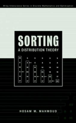 Mahmoud, Hosam M. - Sorting: A Distribution Theory, ebook
