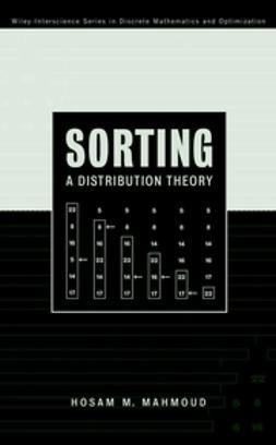 Mahmoud, Hosam M. - Sorting: A Distribution Theory, ebook