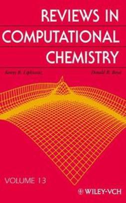 Lipkowitz, Kenneth B. - Reviews in Computational Chemistry, e-bok