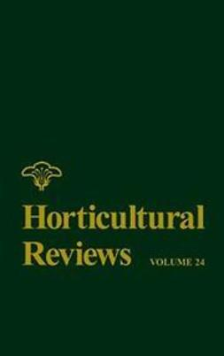 Janick, Jules - Horticultural Reviews, ebook