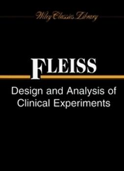 Fleiss, Joseph L. - Design and Analysis of Clinical Experiments, ebook