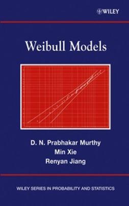 Jiang, Renyan - Weibull Models, ebook