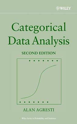 Agresti, Alan - Categorical Data Analysis, e-kirja