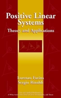 Farina, Lorenzo - Positive Linear Systems: Theory and Applications, ebook