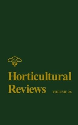 Janick, Jules - Horticultural Reviews, e-bok