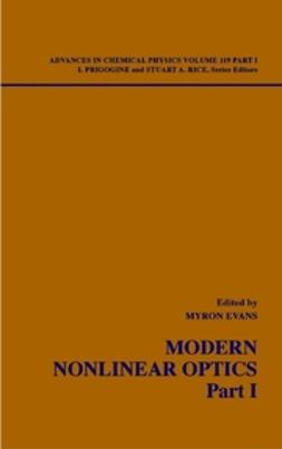 Evans, Myron W. - Advances in Chemical Physics, Modern Nonlinear Optics, ebook