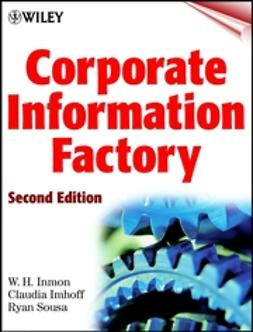 Imhoff, Claudia - Corporate Information Factory, ebook