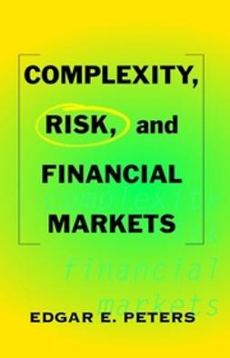 Peters, Edgar E. - Complexity, Risk, and Financial Markets, ebook