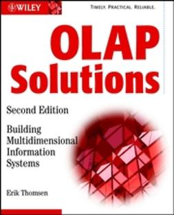 Thomsen, Erik - OLAP Solutions: Building Multidimensional Information Systems, ebook