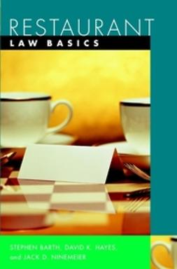 Barth, Stephen - Restaurant: Law Basics, ebook