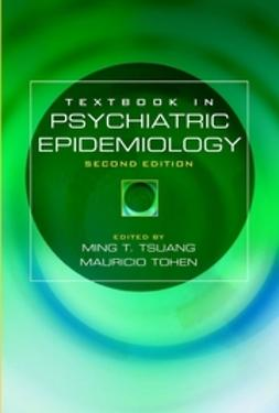 Tohen, Mauricio - Textbook in Psychiatric Epidemiology, ebook