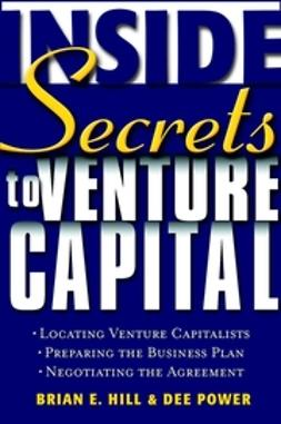 Hill, Brian E. - Inside Secrets to Venture Capital, ebook
