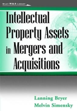 Bryer, Lanning - Intellectual Property Assets in Mergers and Acquisitions, e-kirja