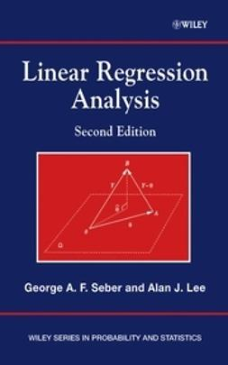 Seber, George A. F. - Linear Regression Analysis, ebook