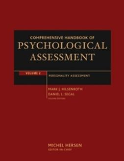Hersen, Michel - Comprehensive Handbook of Psychological Assessment, Personality Assessment, ebook