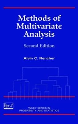 Rencher, Alvin C. - Methods of Multivariate Analysis, ebook