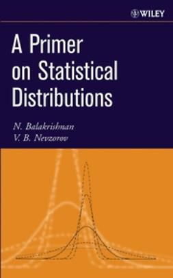 Balakrishnan, N. - A Primer on Statistical Distributions, ebook