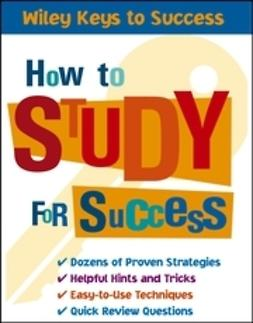 Chin, Beverly - How to Study for Success, ebook
