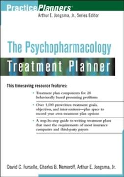 Jongsma, Arthur E. - The Psychopharmacology Treatment Planner, e-kirja