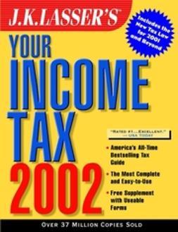 UNKNOWN - J.K. Lasser's Your Income Tax 2002, ebook