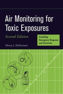 McDermott, Henry J. - Air Monitoring for Toxic Exposures, ebook