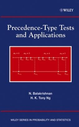 Balakrishnan, N. - Precedence-Type Tests and Applications, e-bok