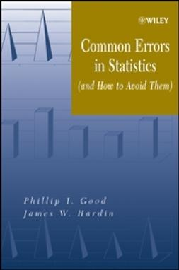 Good, Phillip I. - Common Errors in Statistics: (and How to Avoid Them), ebook