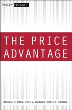 Marn, Michael V. - The Price Advantage, ebook