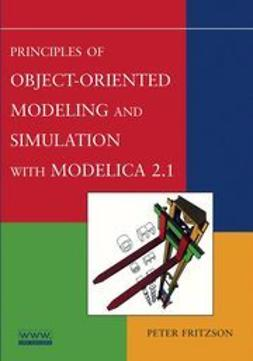 - Principles of Object-Oriented Modeling and Simulation with Modelica 2.1, e-bok