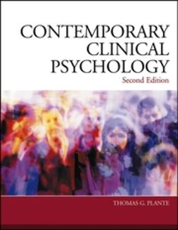 Plante, Thomas G. - Contemporary Clinical Psychology, ebook