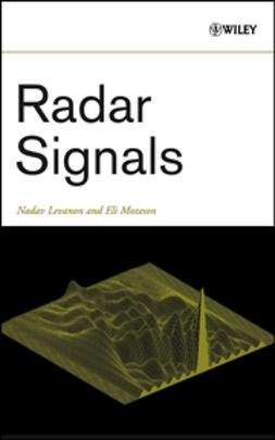 Levanon, Nadav - Radar Signals, ebook