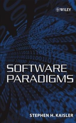 Kaisler, Stephen H. - Software Paradigms, ebook