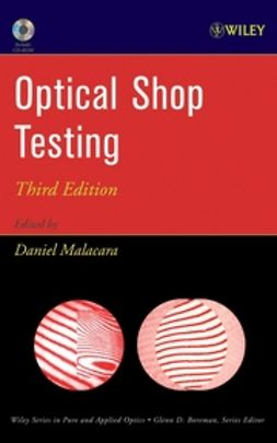 Malacara, Daniel - Optical Shop Testing, ebook